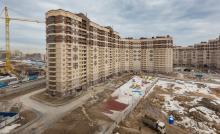 Средняя себестоимость жилищного строительства в России увеличилась на 9 процентов за три года