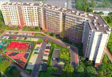 В ЖК «Любовь и голуби» продлена акция на семейные квартиры