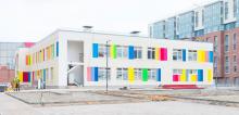 В Московском районе Петербурга появится новый детский сад