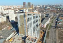 В Новой Москве объем предложения превысил полмиллиона квадратных метров