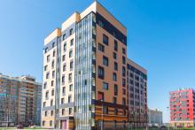 Покупатели апарт-комплекса «Ленинский 38» получают ключи