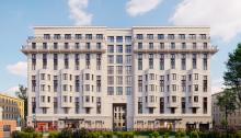 Grand House - клубный дом в петербургском стиле