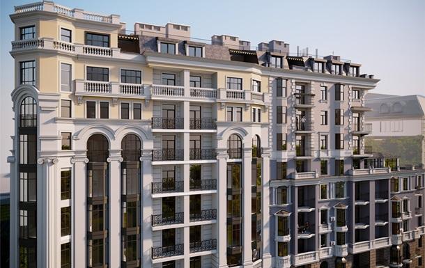 Возобновлено строительство жилого комплекса Подол Град Vintage