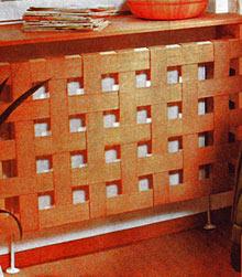 Решетка - плетенка
