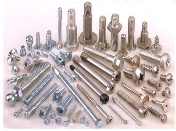 Крепежные изделия для надежного монтажа