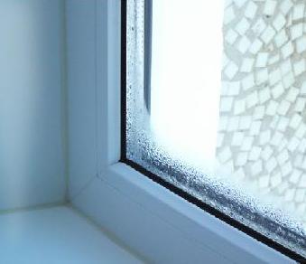 Почему потеют металлопластиковые окна?