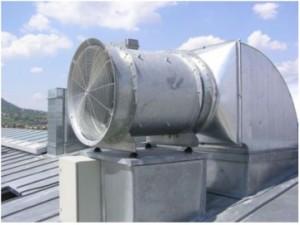 вентиляторы подпора воздуха