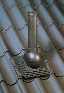 вентиляция стояков канализации