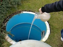 вычистить выгребную яму своими руками