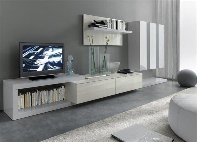 Выбираем мебель для гостиной больших размеров