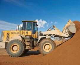 Виды строительного песка.