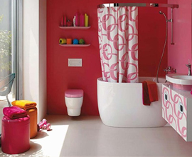 Стиль для ванной комнаты. Выбор за аксессуарами.