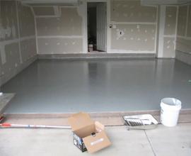 Как сделать бетонный пол своими руками. Инструкция.
